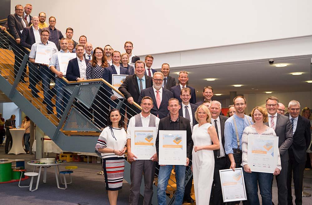 Gründerpreis Nordwest Preisverleihung 2019