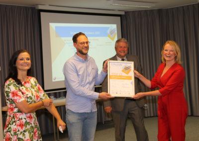 Preisverleihung Gründerpreis Nordwest 2020